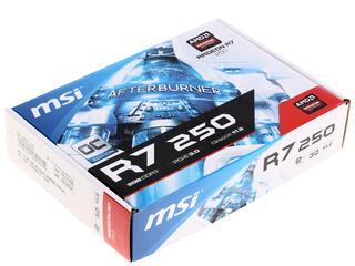 Видеокарта MSI AMD Radeon R7 250 [R7 250 2GD3 OC]