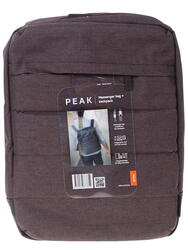 "15.6"" Рюкзак Acme PEAK Messenger bag + Backpack(113116) коричневый"