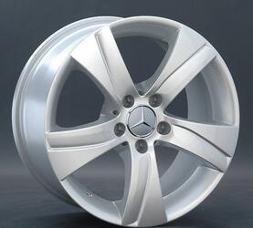 Автомобильный диск Литой Replay MR77 8,5x17 5/112 ET 38 DIA 66,6 Sil