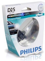 Ксеноновая лампа Philips X-tremeVision 85122XVS1