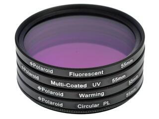 Набор светофильтров Polaroid PLFIL55