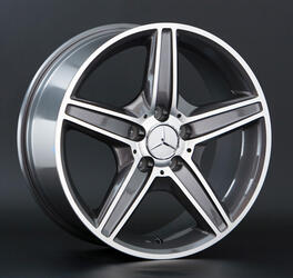 Автомобильный диск литой LegeArtis MB64 7,5x16 5/112 ET 45,5 DIA 66,6 GMF