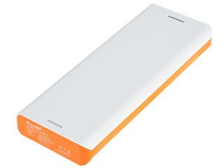 Портативный аккумулятор IconBit FTB13000LZ белый, оранжевый
