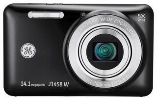 Компактная камера General Electric J1458W черный