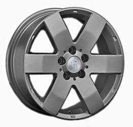 Автомобильный диск литой Replay OPL37 7x17 5/105 ET 42 DIA 56,6 GM