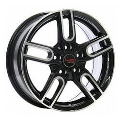 Автомобильный диск Литой LegeArtis Concept-SK504 6x15 5/100 ET 43 DIA 57,1 BKF