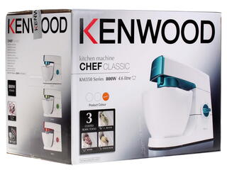 Кухонный комбайн Kenwood Chef Classic KM357 оранжевый