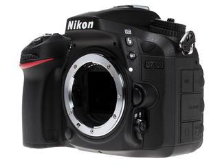 Зеркальная камера Nikon D7100 Body черный