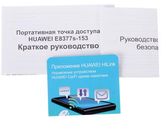 4G LTE модем Huawei E8377