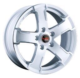 Автомобильный диск Литой LegeArtis SZ6 6,5x17 5/114,3 ET 45 DIA 60,1 Sil