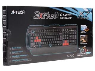 Клавиатура A4Tech X7-G700