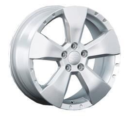 Автомобильный диск Литой Replay SB18 7x17 5/100 ET 55 DIA 56,1 Sil