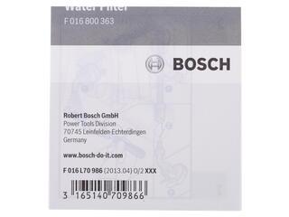 Водяной фильтр Bosch AQT F016800363
