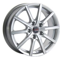 Автомобильный диск Литой LegeArtis Concept-NS507 6,5x16 5/114,3 ET 40 DIA 66,1 Sil