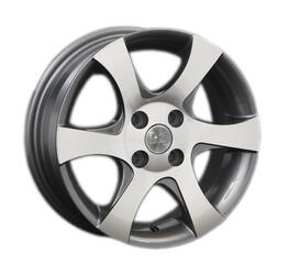 Автомобильный диск Литой LS ZT387 5x13 4/98 ET 35 DIA 58,6 GMF