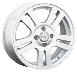 Автомобильный диск Литой LegeArtis GM18 6x15 4/114,3 ET 44 DIA 56,6 White
