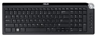 Клавиатура+мышь беспроводные ASUS W4500_BK Black
