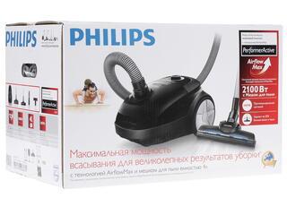 Пылесос Philips FC8657/01  черный