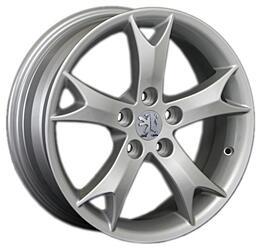 Автомобильный диск Литой LegeArtis PG41 6,5x17 5/114,3 ET 38 DIA 67,1 Sil