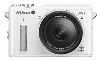 Камера со сменной оптикой Nikon 1 AW1 Kit 11-27.5mm