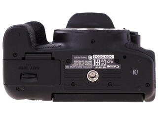 Зеркальная камера Canon EOS 760D Body черный