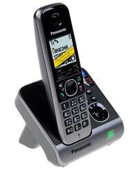 Телефон беспроводной (DECT) Panasonic KX-TG6721RUB