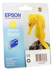 Картридж струйный Epson T0484