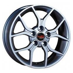 Автомобильный диск Литой LegeArtis KI67 5,5x15 5/114,3 ET 41 DIA 67,1 Sil