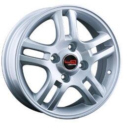 Автомобильный диск Литой LegeArtis MI41 6x15 4/114,3 ET 46 DIA 67,1 Sil