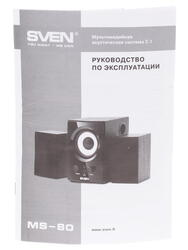Колонки SVEN MS-80