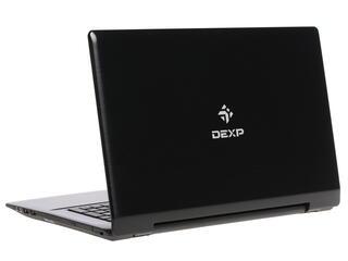 """17.3"""" Ноутбук DEXP Aquilon O152 черный"""