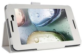 Чехол-книжка для планшета Lenovo IdeaTab A7-50 A3500 белый