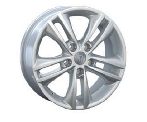 Автомобильный диск литой Replay NS54 6,5x17 5/114,3 ET 45 DIA 66,1 Sil