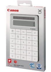 Калькулятор бухгалтерский Canon X MARK I-WH