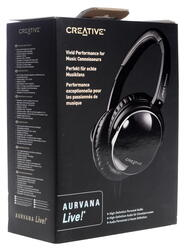 Наушники Creative Aurvana Live!