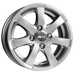 Автомобильный диск Литой K&K Нега 5,5x14 4/98 ET 35 DIA 58,5 Сильвер