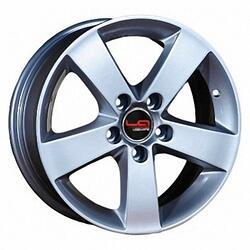 Автомобильный диск Литой LegeArtis H19 6,5x16 5/114,3 ET 45 DIA 64,1 Sil