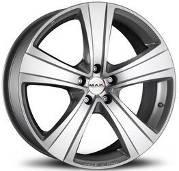 Автомобильный диск Литой MAK Fuoco 5 6,5x15 5/160 ET 52 DIA 65,1 Hyper Silver