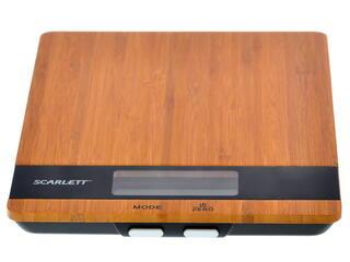 Кухонные весы Scarlett SC-KS57P01 коричневый