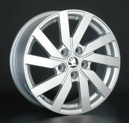 Автомобильный диск литой Replay SK69 6,5x16 5/112 ET 46 DIA 57,1 Sil