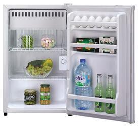 Холодильник Daewoo Electronics FR 094R белый