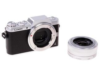 Камера со сменной оптикой Panasonic Lumix GF7 kit 12-32mm