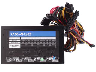 Блок питания Aerocool Vx-450 [VX-450]