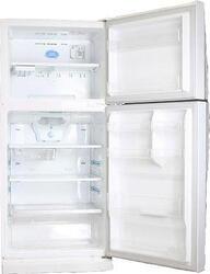 Холодильник с морозильником Daewoo Electronics FR530NT белый
