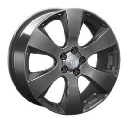 Автомобильный диск литой Replay SB19 7x17 5/100 ET 48 DIA 56,1 GM