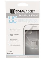 "4""  Пленка защитная для смартфона Alcatel 4033D"