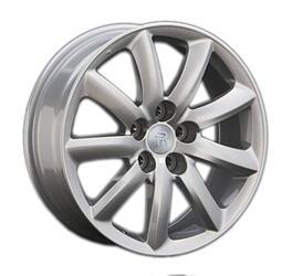 Автомобильный диск литой Replay H37 7,5x18 5/120 ET 45 DIA 64,1 Sil