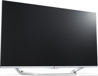 """47"""" (119 см)  LED-телевизор LG 47LA667V белый"""