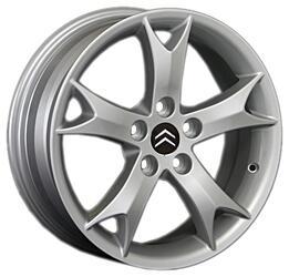 Автомобильный диск литой Replay CI26 6,5x17 5/114,3 ET 38 DIA 67,1 Sil