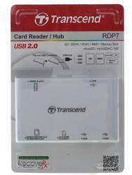 Карт-ридер Transcend TS-RDP7W